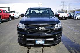 New 2018 Chevrolet Colorado 4WD Work Truck Extended Cab Near ...