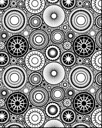 Good Cool Designs To Color Coloring Pages With Design And Paisley