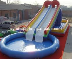 Inflatable Pool Slides For Inground PoolsInflatable Water Slide