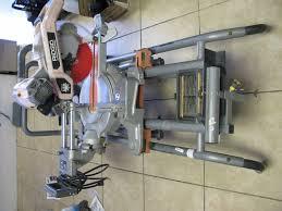 upc 884005340619 compound miter saws ridgid saws 10 in sliding