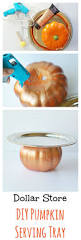 Carvable Craft Pumpkins Wholesale by Upcycled Dollar Tree Shabby Chic Pumpkin Living Chic Mom