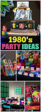 Outrageous Cubicle Birthday Decorations by Best 25 1980s Party Decorations Ideas On Pinterest 80s Theme