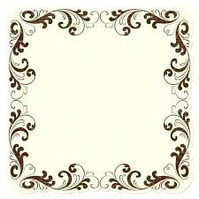 Paper With Boarder Add To Download Comp Cutting Border Vector