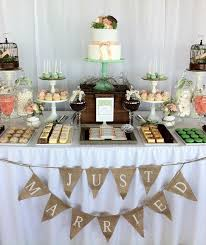 Astonishing Wedding Dessert Table Decorations 26 For Reception Layout With