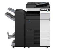 Color Print Photocopier Machine For Konica Minolta