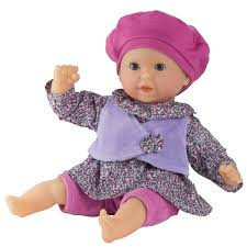 Corolle Mon Premier Calin Laughing Blueberry Baby Doll Dolls