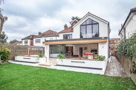 Best Floor For Kitchen Diner by 50 Degrees North Architects Two Storey Side And Rear Extension In