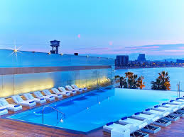 100 W Hotel Barcelona Book Ith Almosafer