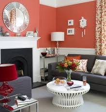 Coral Colored Decorative Accents by 184 Best Peach Orange Interiors Images On Pinterest Colors