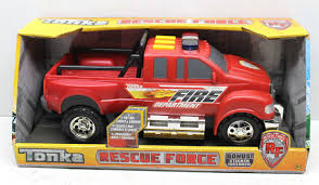 100 Tonka Fire Rescue Truck 3 Pc Force Sheriff And 50 Similar Items