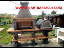 modele de barbecue exterieur barbecue en avec four pizza barbecue en avec four a