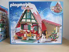 maison du pere noel playmobil la maison contemporaine en vente jouets et jeux ebay