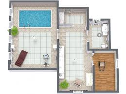 Bathroom Floor Design Ideas Roomsketcher 9 Ideas For Senior Bathroom Floor Plans