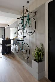 Ceiling Bike Rack Diy by 25 Best Bike Storage Apartment Ideas On Pinterest Wall Bike