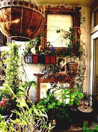 Garden Varanda Pequena Decorada N Balcony Decoration Ideas D Indian Decor Catalogs Stakes Decorative Stained Glass