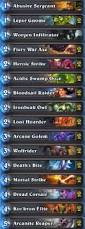 Hunter Hearthstone Deck Kft by Hearthstone Deck Guide Cheap Aggro Warrior July 2015