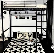 chambre avec lit mezzanine 2 places charmant idee deco chambre fille 2 ans 3 gain de place dans la