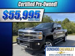 100 Used Trucks Huntsville Al Chevrolet Silverado 2500 For Sale In AL