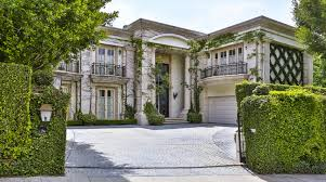 Neoclassical House 12 Million Neoclassical Mansion In Beverly Ca