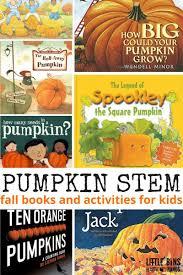 The Runaway Pumpkin by Pumpkin Book Stem Activities For Pumpkin Science And Stem