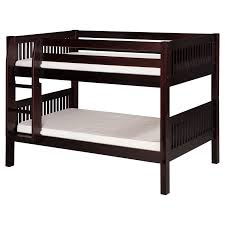 VersaLoft Mission Twin over Twin Bunk Bed
