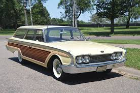 Car Of The Week 1960 Ford Country Squire