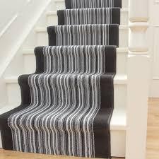 teppich anelyse schwarz weiß 17 stories teppichgröße läufer 70 x 304 cm