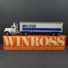 Miltech Environmental Diecast Model 1:64 Semi Truck Cab & Trailer ... Winross Die Cast Truck Collection Youtube Animal Medic Inc Pet Vet Diecast Model 164 Semi Truck Cab Trailer Trucks Big Rigs Tonkin Dcp Post Them Up Page 13 Hobbytalk Toys Hobbies Contemporary Manufacture Find Products Fredrickson Trucking Tractor Trailer Winross Truck 2312788571 And Double Pup Trailers With Hitch Roadway Express 1 4 Trucks Inventory For Sale Hobby Collector Mack Ultraliner Dual Stacks Dry Van Cargotrailer 2000 Intertional 4900 Box A Photo On Flickriver Ingersollrand Diecast Estate Auction Toysjewelryfnitureantiques Hh Lancaster