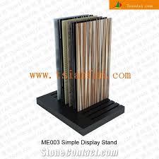mosaic display rack tile displays ceramic tile display wood