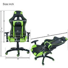 Neutral Posture Chair Amazon by Amazon Com Merax Fantasy Series Racing Style Gaming Pu Leather