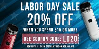 Giant Vapes Labor Day Sale! 20% Off Everything! - Vaping ... Giant Vapes On Twitter Save 20 Alloy Blends And Gvfam Hash Tags Deskgram Vape Vape Coupon Codes Ocvapors Instagram Photos Videos Vapes Coupon Code Black Friday Deals Vespa Scooters Net Memorial Day Sale Off Sitewide Fs 25 Infamous For The Month Wny Smokey Snuff Coupons Giantvapes Profile Picdeer Best Electronic Cigarette Vaping Mods Tanks