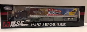 100 Great American Trucking Freightliner Columbia 53ft Trailer 2007 Truck Show