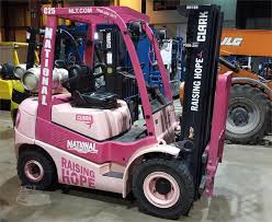 100 National Lift Truck Service 2013 CLARK C25L For Sale In Franklin Park Illinois
