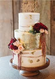 12 Amazing Autumn Wedding Cakes Youll Want Right Now
