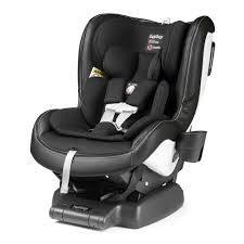 Peg Perego Primo Viaggio Kinetic Convertible Car Seat - Licorice (Leather)