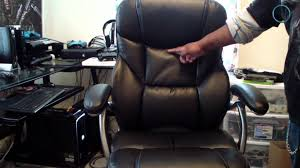 Staples Computer Desk Chairs by Unboxing Osgood Computer Chair Youtube