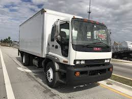 100 Used Box Trucks For Sale By Owner GMC BOX VAN TRUCKS FOR SALE