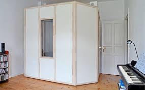 desone s box übungskabine als proberaum zuhause
