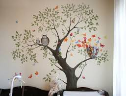 How To Create Attractive Focal Point With Stencils For Walls Design Luxury Simple Stenciling And Wall