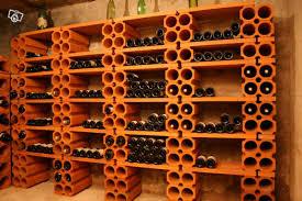 range bouteille en brique casier bouteille brique monde du vin