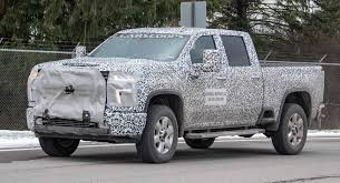 100 Kelley Blue Book Trucks Chevy 2020 Chevrolet Silverado Hd First Look Pertaining