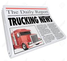 Trucking News Words On Newspaper Headline To Illustrate Urgent ... Truckers Win Fight To Keep Insurance Payouts Low Convoy Takes Aim At Freight Brokerage With The Backing Of Likes Trucking News Third Party Logistics Nrs Driving New Mack Anthem Truck Western Star 5700 Lynden Transport Driver Named 2018 Alaska Year High Demand For Those In Trucking Industry Madison Wisconsin Shippers Caused The Shortage Wner Enterprises Could Ponder Mger As Kenworth Peterbilt Trucks With Paccar Transmission Bmi Company Best Image Kusaboshicom