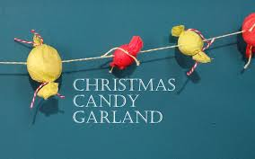 Gumdrop Christmas Tree Garland by Make A Candy Ornament Garland For Christmas Youtube