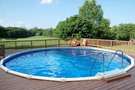 Above Ground Pool Ladder Deck Attachment by Above Ground Pool Deck Fencing Http Lanewstalk Com