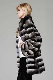 Zara Chinchilla La s Fur Coat Fur 13