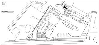 Site Plan For Starbucks The New Canadian Tire Gas Bar And A Convenience Store