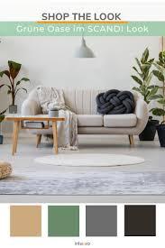 shop the look grüne oase im scandi stil grüne wohnzimmer