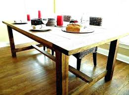Farmhouse Dining Furniture Room