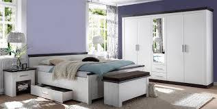 schlafzimmer set siena komplett 4 teilig pinie weiß wenge landhaus stil