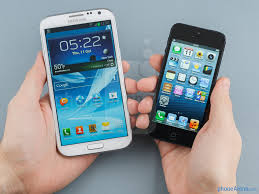 Samsung galaxy note 3 vs iphone 5s A specs parison